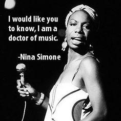 Nina Simone, cure me! You Rock My World, Civil Rights Activists, Nina Simone, Music Heals, I Love Music, Celebration Quotes, Amy Winehouse, Vintage Music, Before Us