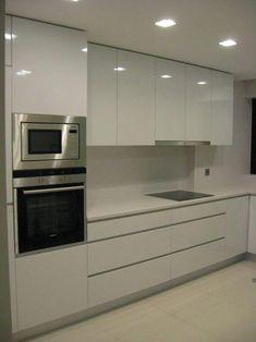 New house design drawing modern Ideas Kitchen Room Design, Kitchen Cabinet Design, Modern Kitchen Design, Kitchen Layout, Home Decor Kitchen, Interior Design Kitchen, Home Kitchens, Kitchen Designs, Modern Kitchen Cabinets