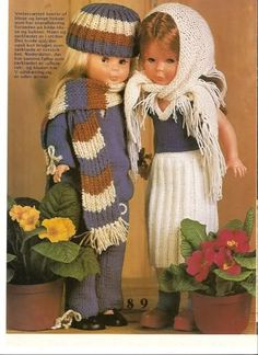 Winter Hats, Crochet Hats, Dolls, Vintage, Life, Fashion, Childhood, Celebs, Dots