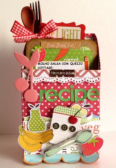Tutorial - use Google Translate from Portuguese to English. Yummys Scrapbooking: Faça Você Mesma by Rô Philippsen