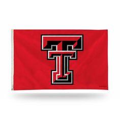 Texas Tech Red Raiders Banner Flag 3x5