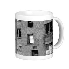 Abandoned Apartment For Rent Coffee Mugs • This design is available on t-shirts, hats, mugs, buttons, key chains and much more • Please check out our others designs