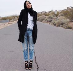 Hijab + Basics (halfmydean)