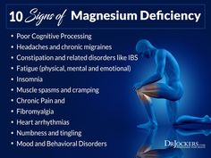 Magnesium plays a role in over 300 enzymatic functions in the body and the nervous system. Discover how magnesium improves brain health. Chronic Migraines, Chronic Pain, Signs Of Magnesium Deficiency, Vitamin Deficiency, Mineral Deficiency, Corpus, Heart Attack Symptoms, Stomach Ulcers, Superfoods
