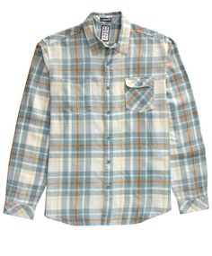 96167c3ad08 BILLABONG WASHED PLAID...b c Plaid is RAD!  D Billabong