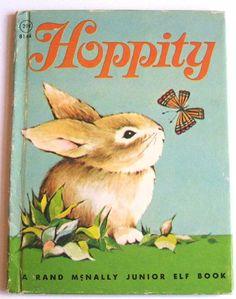 Hoppity- Rand McNally Junior Elf Book