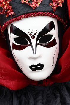Venetian Carnival Mask.... #masks #venetianmasks #masquerade http://www.pinterest.com/TheHitman14/art-venetian-masks-%2B/