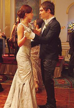 chuck and blair | gossip girl