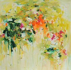 "30""x30"", oil on canvas. Yangyang Pan"