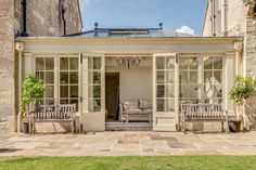 Total refurbishment of a Grade II Listed country house, which included creation of a new orangery as well as significant works to outbuildings. Home And Garden, Garden Room, Architectural Services, Country House, House, Listed Building, Refurbishing, New Homes, Orangery
