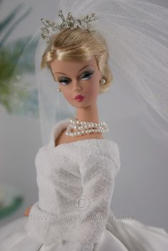 Looking for Collectible Barbie Dolls? Shop the best assortment of rare Barbie dolls and accessories for collectors right now at the official Barbie website! Barbie Go, Barbie Dream, Vintage Barbie Dolls, Barbie World, Pink Barbie, Barbie Bridal, Barbie Wedding Dress, Wedding Dresses, Bride Dolls