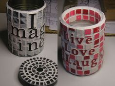 Can Art: A Way To Recycle Some Tin Cans