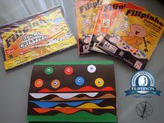 Livro de Artista: Filipinho Color + Filipinho Bloco http://www.lojafilipaper.com.br