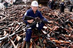 Former prime minister John Howard cites the introduction of gun control legislation in the aftermath of the Port Arthur massacre as one of the defining achievements of his time in office. Nearly 20 years on he reflects on that time.