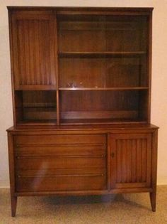 Awesome Willett Furniture Cherry Impact Cabinet