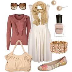 spring, created by htotheb on Polyvore