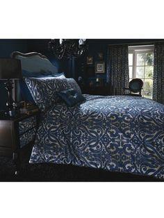Giulietta Duvet Cover and Pillowcase Set £32