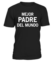 Mejor Padre Del Mundo Regalo Para El Dia De Los Padres