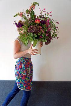 Little Botanica Wedding Arrangement
