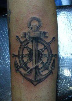 anchor tattoo www.tattooandtattoo.com