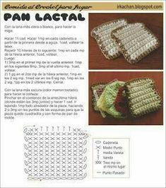 What Hobbies Make Money Crochet Cake, Crochet Fruit, Crochet Food, Form Crochet, Crochet Diagram, Diy Crochet, Crochet Crafts, Crochet Dolls, Crochet Projects