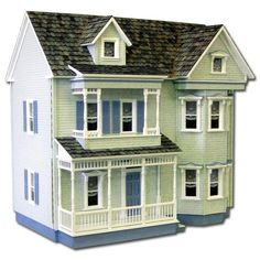 1000 Images About Doll House On Pinterest Dollhouses