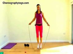 Rachel Holmes Workout TV 5 HIIT Skipping Home Workout with Rachel Holmes