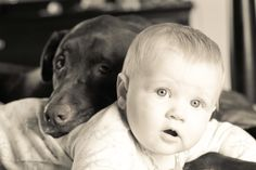 Mackenzie Lee Photography pet and baby photo shoot session
