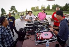 "Felt like I was back in #California again thanks to @blendvegas and @1stopdjshoplv successful ""Cut From Above"" #event #today at #Sunset #Park!  Great seeing old and new #friends and looking forward to more events like this .     #MondayNightCutz back in session tomorrow!  #vegas #culture #sunday #skratch #turntablism #hiphop #earwaxxxadventures #earwaxxx #djearwaxxx"