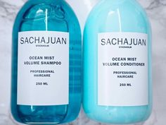 Erinomaisesti tuuheuttava shampoo ja hoitoaine