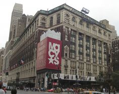 Macys, New York City. was here for Christmas one year.