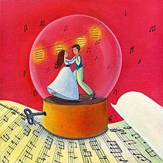 Tiny Dancers ~ Marie Cardouat