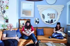 Video House Tour: Roomates Living in Brooklyn | Apartment Therapy