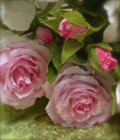 Le rose di Mari - paper roses