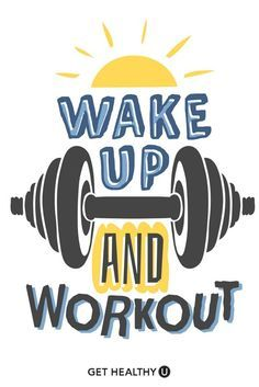 Wake up and workout! Wake up and workout! Source This article/picture Wake up and workout! first appeared on daily fit IMPACT. Your source for fitness pictures and fitspiration. Sport Motivation, Gym Motivation Quotes, Gym Quote, Goal Quotes, Fitness Quotes, Weight Loss Motivation, Motivational Quotes, Inspirational Quotes, Crossfit Quotes