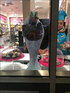 This foamcore dimensional added a perspective to the Berry Cone visual pitch, as well as the advantage of being self-standing in the window or anywhere inside the store. The only disadvantage is… Foamcore, Pitch, Lava Lamp, Berry, Perspective, Retail, Window, Concept, Display