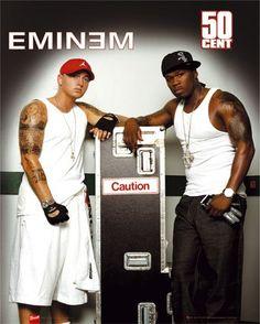 Eminem y 50cent