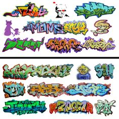 HO Scale Graffiti 2-Pack #10 - Weather Your Box Cars, Hoppers, & Gondolas! #T2Decals