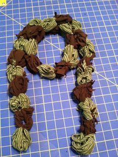 A different kind of t-shirt scarf
