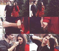 Nina & Ian  - Delena -  The Vampire Diaries
