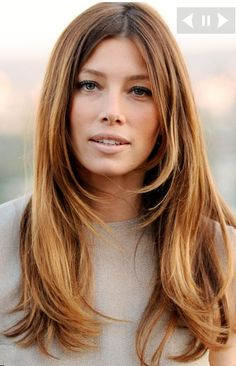 Jessica Biel's subtle flicks are easily transformed from day to night. Check out how to look after you long hair to achieve Jessica's look at http://www.regissalons.co.uk/shop/products-for-long-hair/