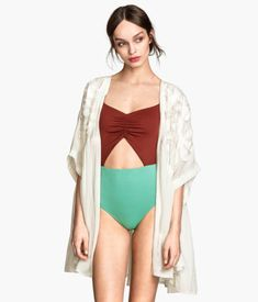 H&M Swimsuit $39.95