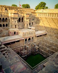 Abhaneri, Rajasthan   INDIA