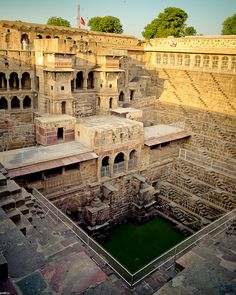 Abhaneri, Rajasthan | INDIA