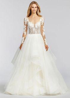 Blush By Hayley Paige Dress Pippa 1652   Blush Bridal