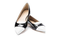 Another super cute black and white flat that just came out today - either this or the other I just pinned would work great for work with slim trousers or skirts, and with jeans on the weekend.