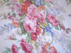 Ralph Lauren Beach house Floral Shower Curtain Southhampton
