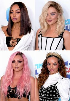 Little Mix at Capital FM Summertime Ball Little Mix 2017, Little Mix Girls, Little Mix Style, Jesy Nelson, My Girl, Cool Girl, Little Mix Perrie Edwards, Capital Fm, Litte Mix