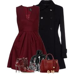 """PoisonApple"" by hollyhalverson on Polyvore"