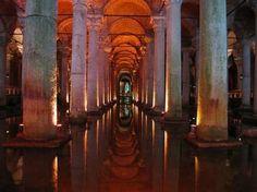 Istanbul le Cisterne